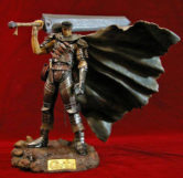 Guts Black Swordsman Figurine (Art of War No. 162)