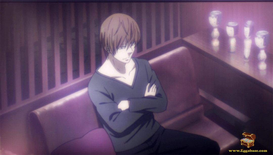 Light Yagami Cameo (Close-Up) - Death Parade Easter Eggs