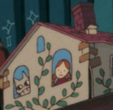 Mei and Totoro Dollhouse (Zoomed)