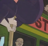 Studio Ghibli Bus (Studio Wording)