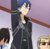 Shinpei Dressed As Kirito 2 – My First Girlfriend Is A Gal Easter Eggs