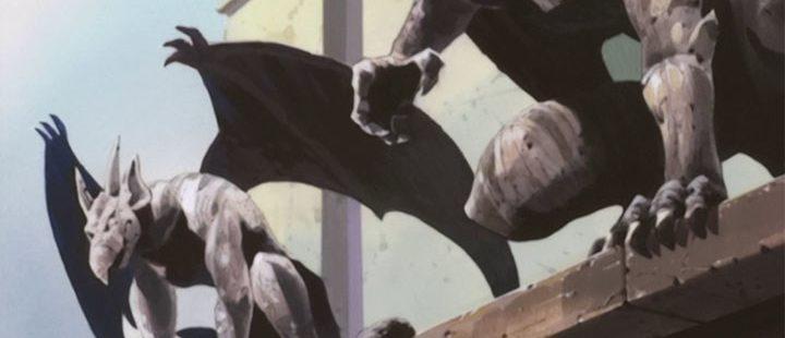 Gargoyles Cameo