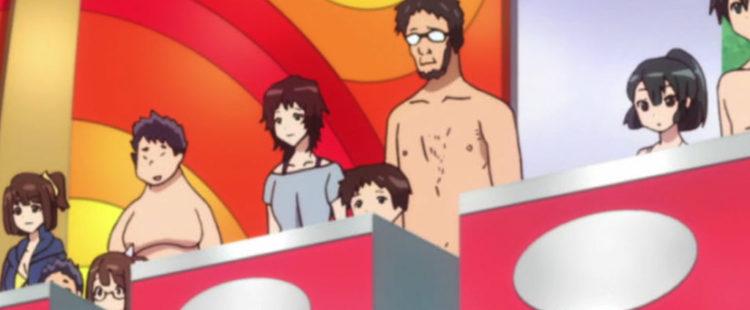 Ikari Family Cameo