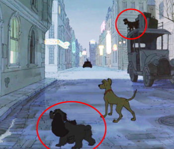 lady and the tramp cameos 101 dalmatians easter eggs eggabase