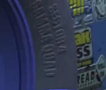 Sector 4, Gamma Tire (Close-Up)
