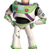 Buzz Lightyear (Actual Picture)