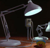 Perfect Luxo Lamp (Pixar)