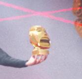 Golden Idol (Close-Up)