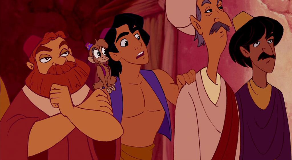 Aladdin Directors - Aladdin Easter Eggs