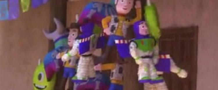 Pixar Pinatas
