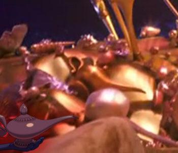 Aladdins Magical Lamp (Comparison)