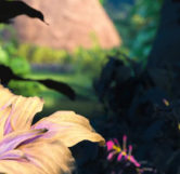 Tangled's Magical Golden Flower (Alive)