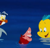 Flounder, Sebastian and Scuttle (The Little Mermaid)