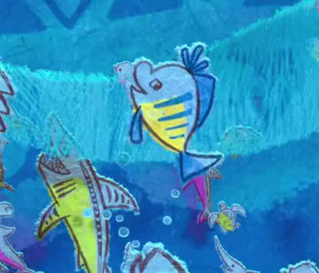 Flounder-from-The-Little-Mermaid-Cameo-MI
