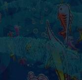 Flounder Cameo