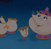 Mrs. Potts and Chip (Beauty and the Beast)