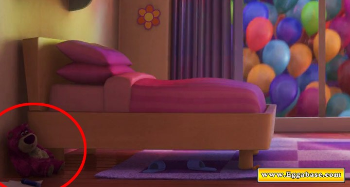 Lotso - Toy Story 3 - Up Easter Eggs