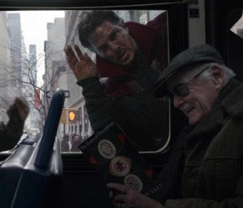 Stan Lee Cameo in Doctor Strange