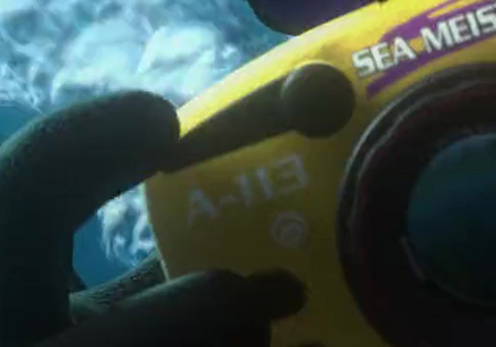 A113 - Finding Nemo Easter Eggs