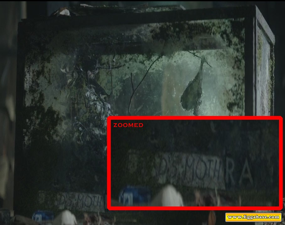 Easter Eggs Secrets and References in Godzilla 2014