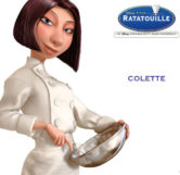 Colette Promotional Still for Ratatouille