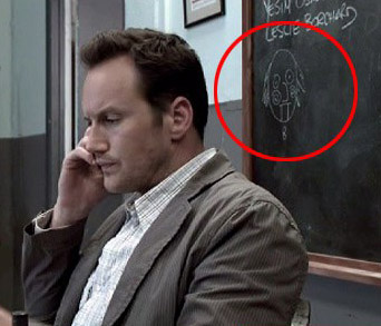 Saw VIII Hint and Billy Drawing