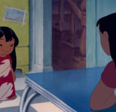 Lilo Looking Sad (Lilo and Stitch)