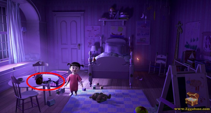 Jessie Doll Toy Story 2 Monsters Inc Easter Eggs