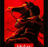 Official Mulan Poster