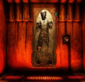 Han Solo in Carbonite (Star Wars: Episode V The Empire Strikes Back)