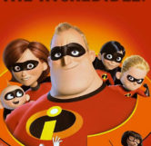 The Incredibles Poster (Actual)