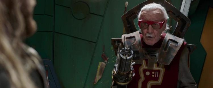 Stan Lee Cameo (Barber)