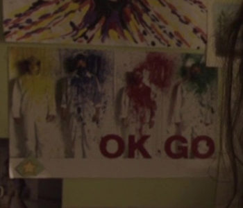 OK Go Poster (Close-Up)