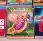 Bootlegged Disney Movies (Big Hero 6, Tangled and Wreck It Ralph)