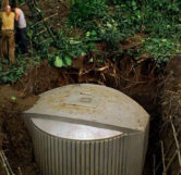 Actual Hatch from Lost
