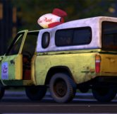 Pizza Planet Truck (Toy Story 2)