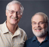 Directors Ron Clements and John Musker