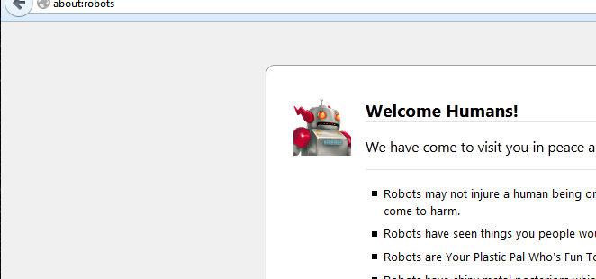 About:Robots