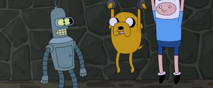Adventure Time Cameo