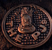 The PJs Manhole Cover (Actual)
