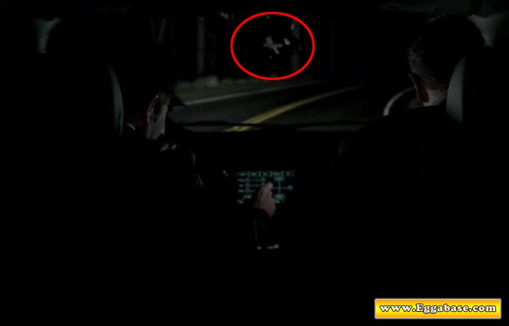 The Departed X - The Sopranos Easter Egg