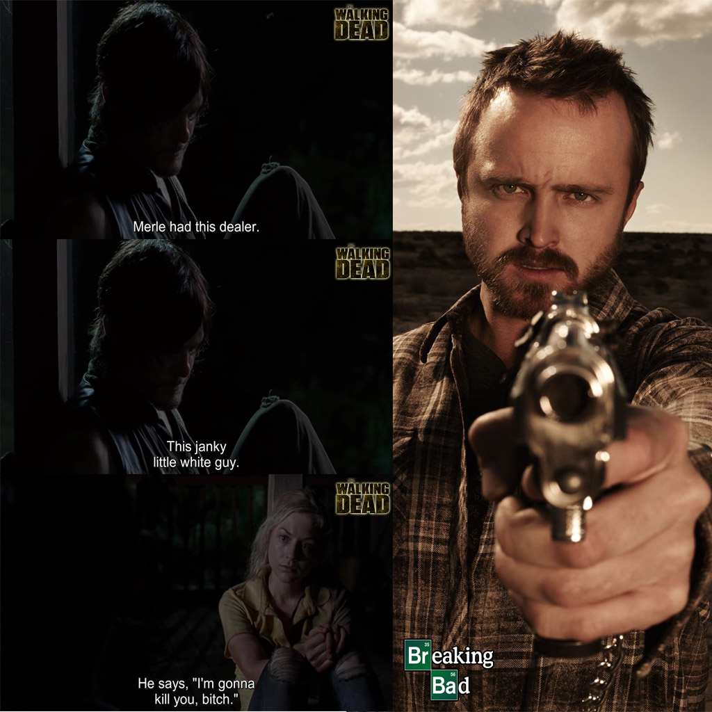 Is The Walking Dead A Sequel To Breaking Bad Youtube