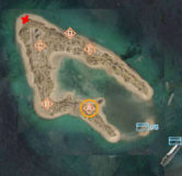 Wake Island Monument Map Location