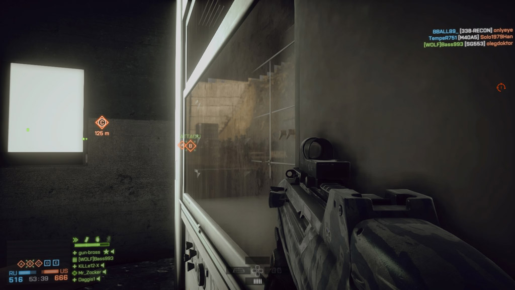 Lancang Dam Reflection of D Objective - Battlefield 4 Easter Eggs