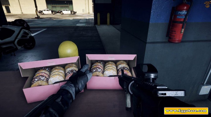 Donut Spotted - Battlefield Hardline easter eggs