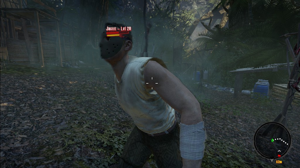 Dead Island Friday the 13th Jason Voorhees easter egg