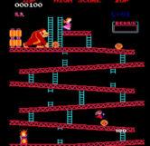 Donkey Kong (Level 1)