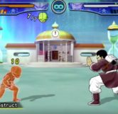 Hercule vs Saibamen (before)