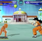 Yamcha vs Saibamen (before)