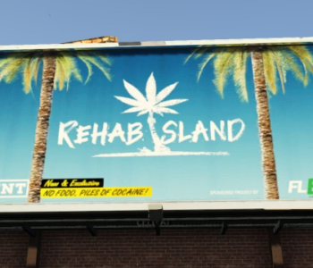 Rehab Island Billboard